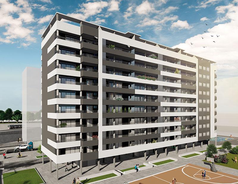 Scenia pisos obra nueva Smart Home