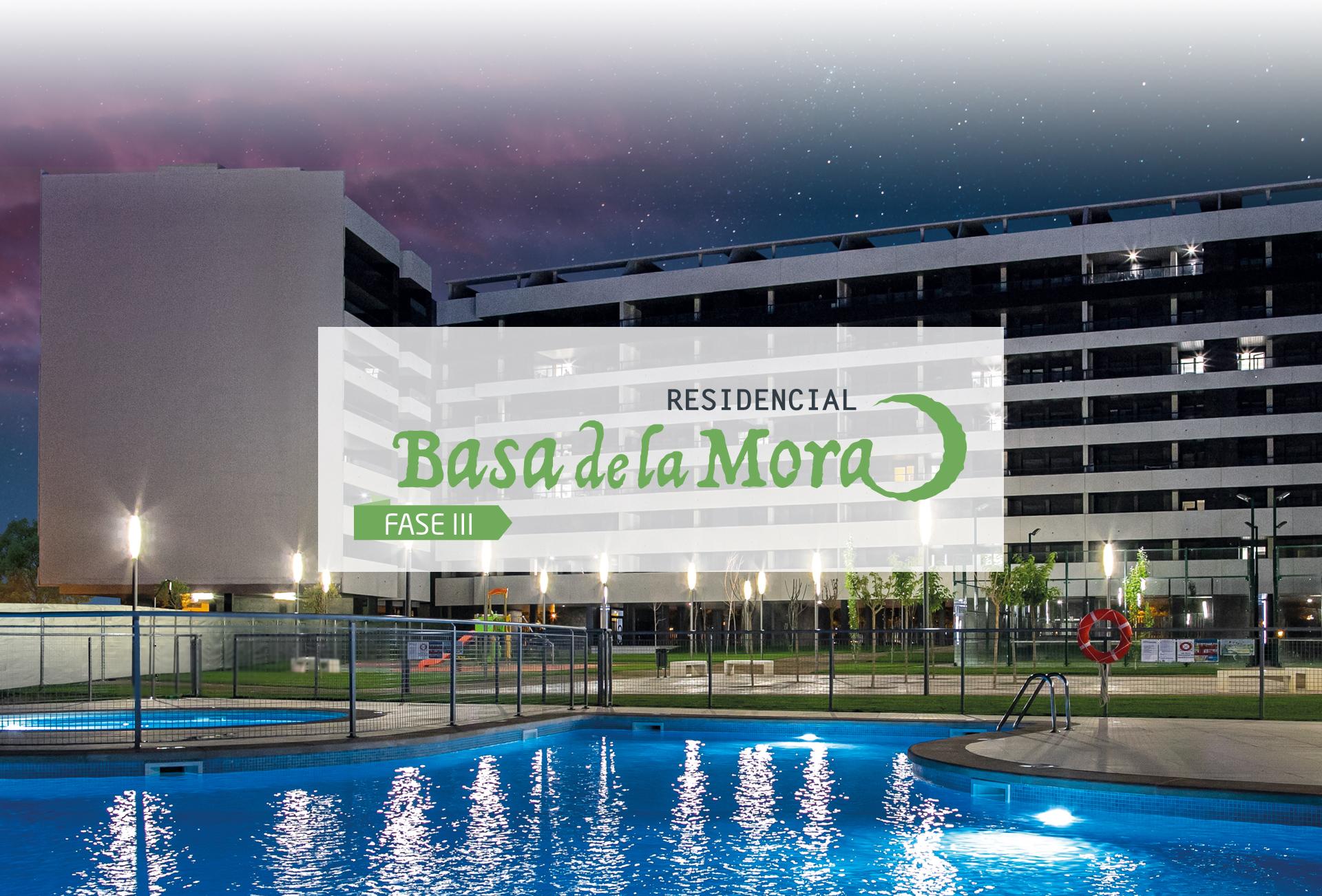 Residencial Basa de la Mora 3 viviendas obra nueva Smart Home