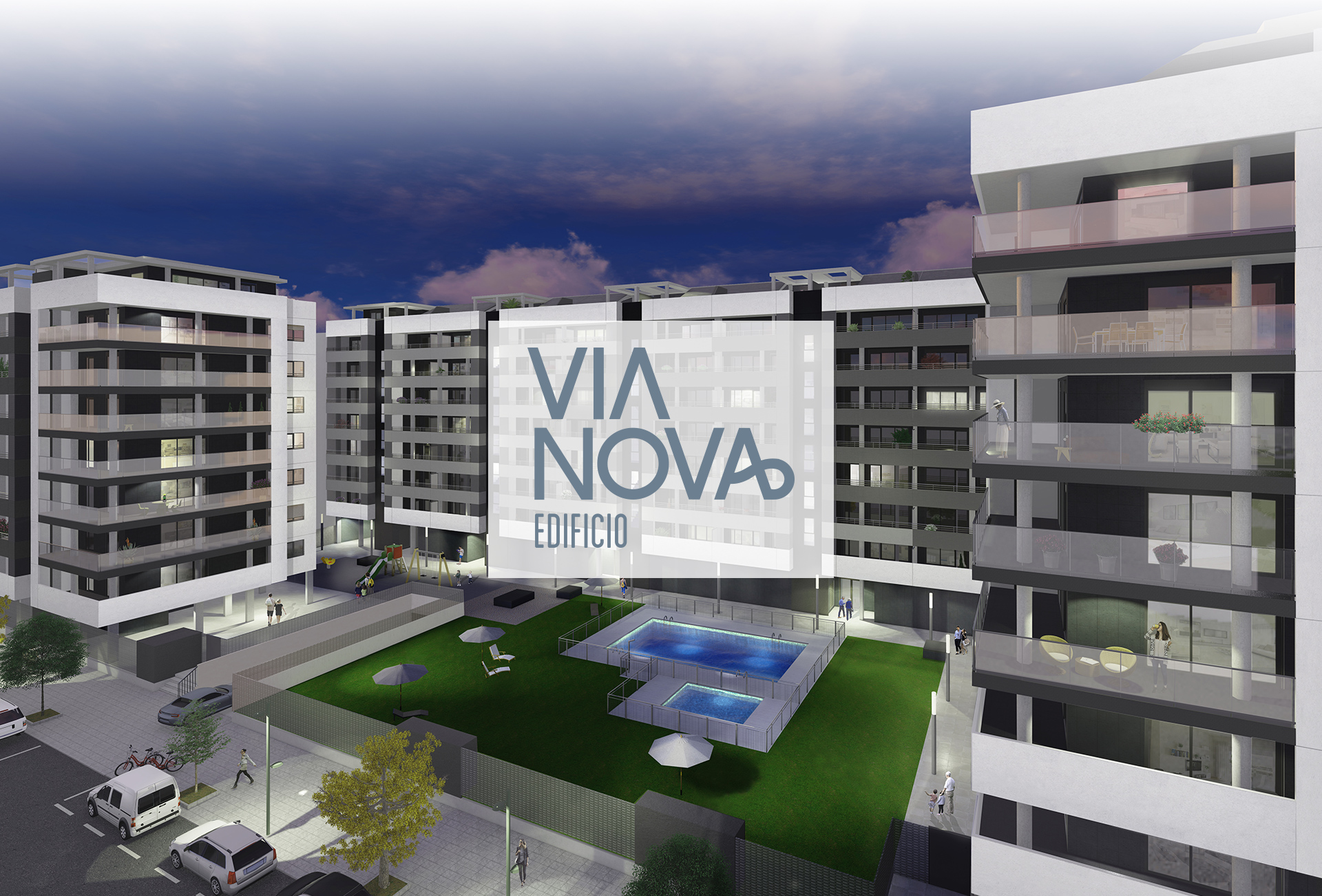 Vía Nova viviendas obra nueva Smart Home