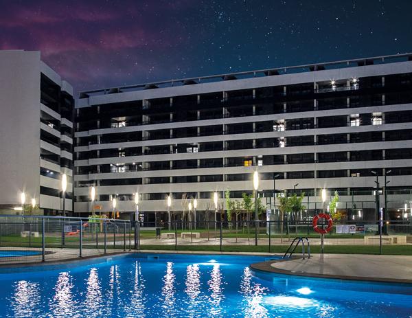 Residencial Basa de la Mora 3 pisos obra nueva Smart Home
