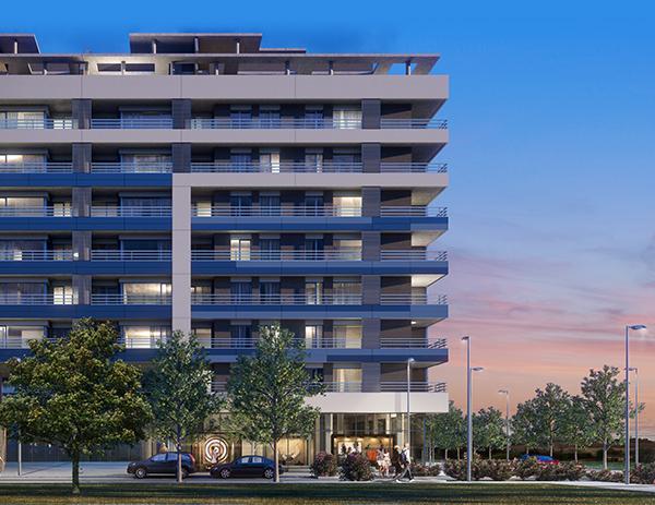 Minerva 3 pisos obra nueva Smart Home